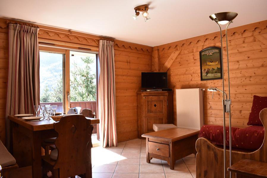 Vacances en montagne Appartement 3 pièces 6 personnes (13) - Les Fermes de Méribel Village - Méribel - Séjour