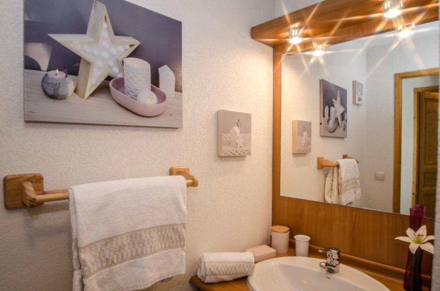 Vacaciones en montaña Apartamento 3 piezas para 4 personas (LITCHI) - Les Fermes de Montenvers - Chamonix