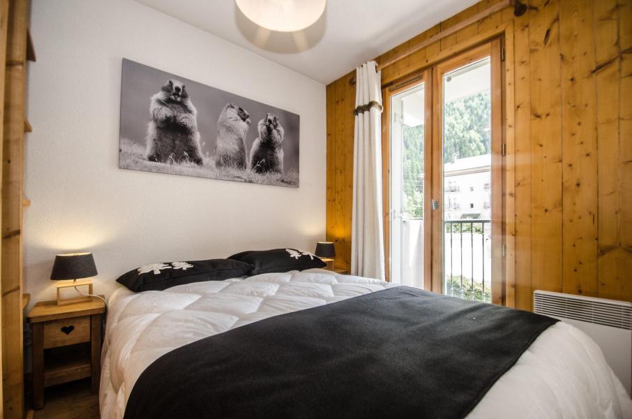 Wakacje w górach Apartament 3 pokojowy 4 osób (LITCHI) - Les Fermes de Montenvers - Chamonix - Kuchnia