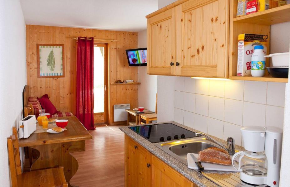 Vacances en montagne Les Fermes de Saint Sorlin - Saint Sorlin d'Arves - Coin repas