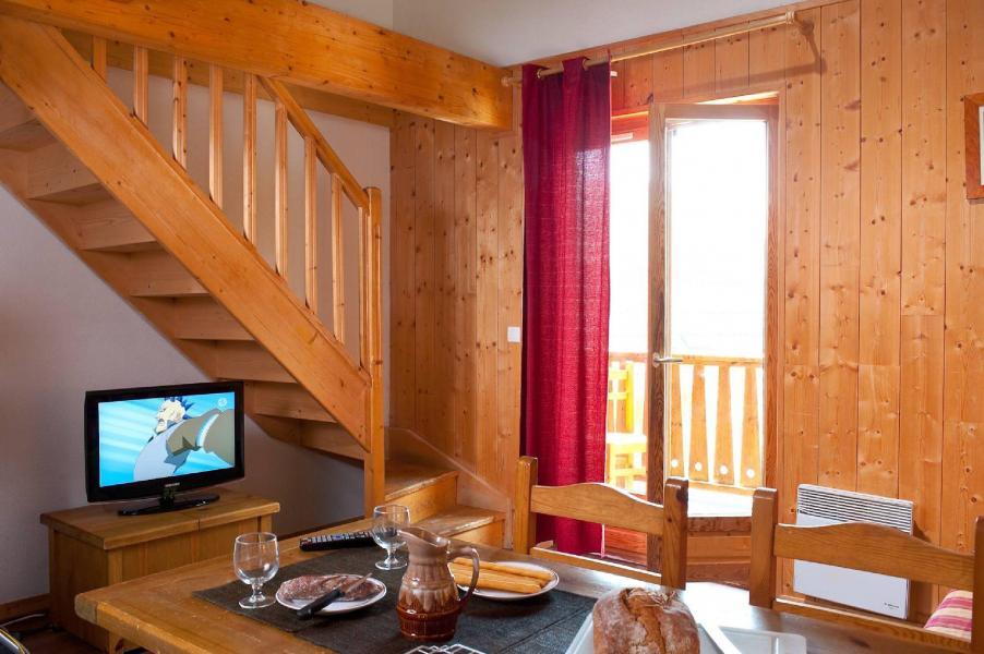 Vacances en montagne Les Fermes de Saint Sorlin - Saint Sorlin d'Arves - Coin séjour
