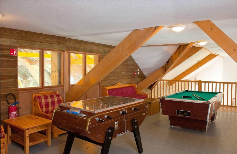 Vacances en montagne Les Fermes de Saint Sorlin - Saint Sorlin d'Arves - Jeux
