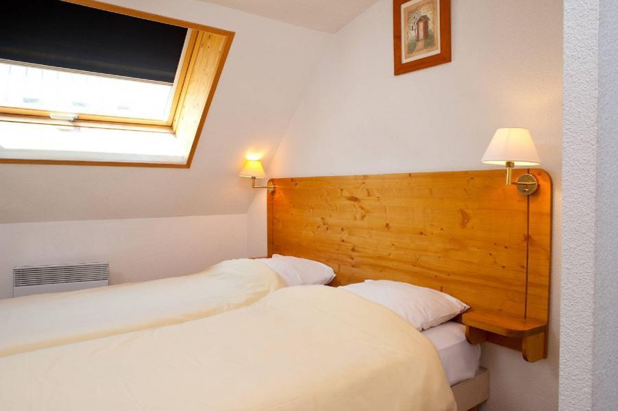 Holiday in mountain resort Les Fermes de Saint Sorlin - Saint Sorlin d'Arves - Twin beds