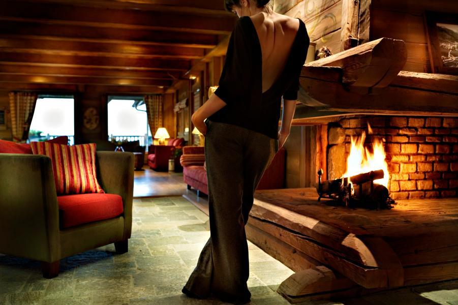 Urlaub in den Bergen Les Fermes de Sainte Foy - Sainte Foy Tarentaise - Rezeption