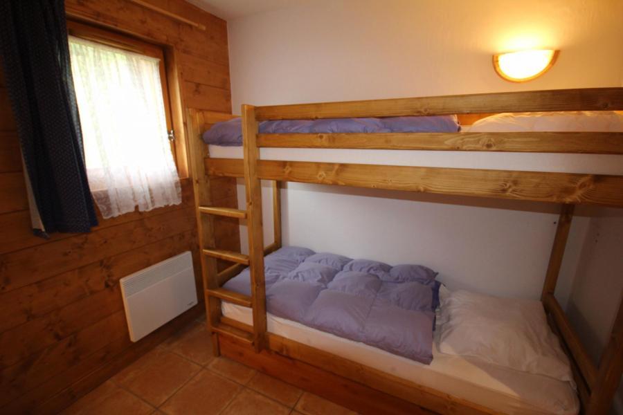 Vacaciones en montaña Apartamento 3 piezas para 6 personas (FERJ03) - Les Fermes du Beaufortain J - Les Saisies - Camas superpuestas