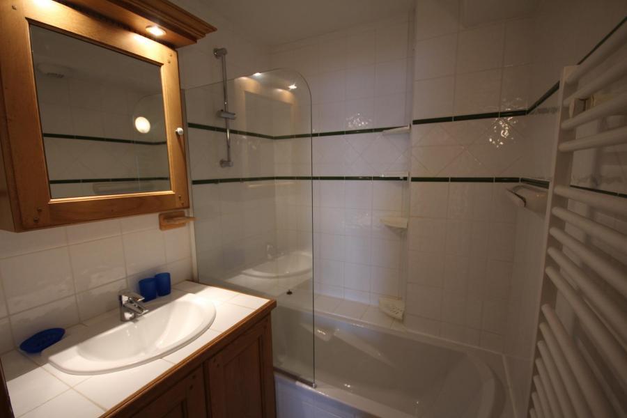 Vacaciones en montaña Apartamento 3 piezas para 6 personas (FERJ03) - Les Fermes du Beaufortain J - Les Saisies - Cuarto de baño