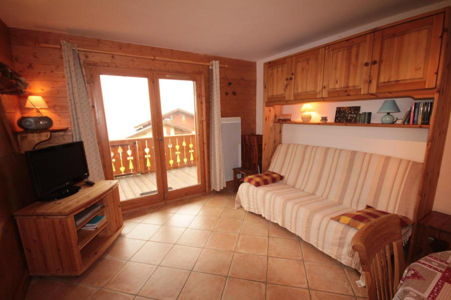 Vacaciones en montaña Apartamento 3 piezas para 6 personas (FERJ03) - Les Fermes du Beaufortain J - Les Saisies - Estancia