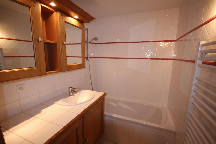 Vacaciones en montaña Apartamento 4 piezas mezzanine para 8 personas (FERJ07) - Les Fermes du Beaufortain J - Les Saisies - Cuarto de baño