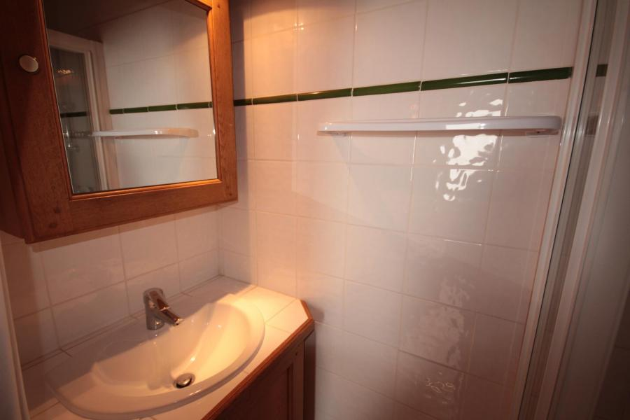 Vacaciones en montaña Apartamento 4 piezas mezzanine para 8 personas (FERJ07) - Les Fermes du Beaufortain J - Les Saisies - Cuarto de baño con ducha