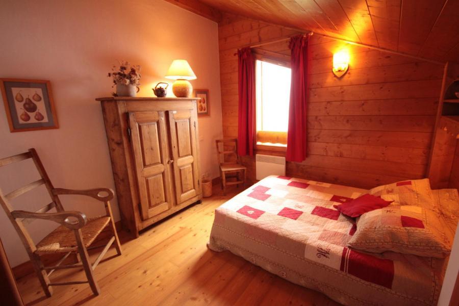 Vacaciones en montaña Apartamento 4 piezas mezzanine para 8 personas (FERJ07) - Les Fermes du Beaufortain J - Les Saisies - Habitación