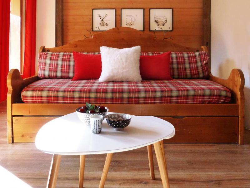 Holiday in mountain resort 4 room duplex apartment 8 people (2) - Les Fermes du Planet - Valloire