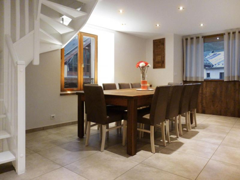 Holiday in mountain resort 6 room apartment 12 people (6) - Les Fermes du Planet - Valloire