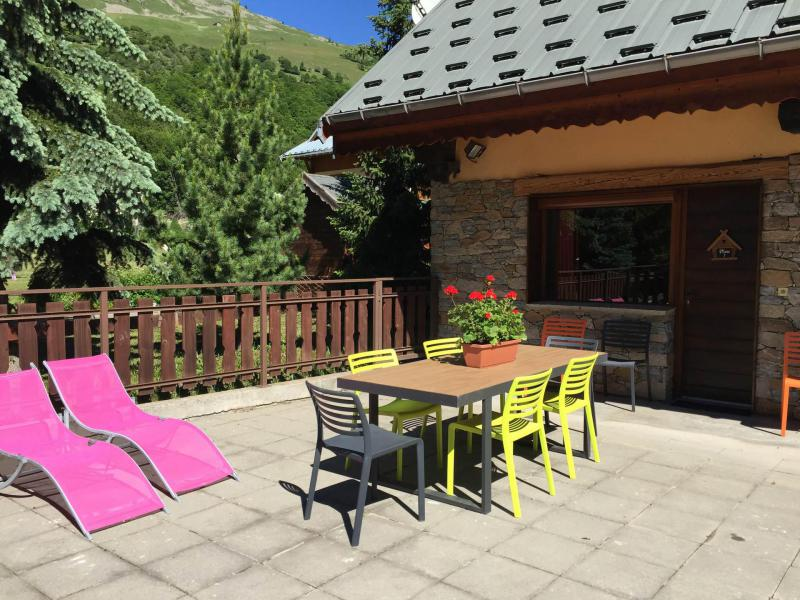 Holiday in mountain resort 6 room apartment 12 people (5) - Les Fermes du Planet - Valloire