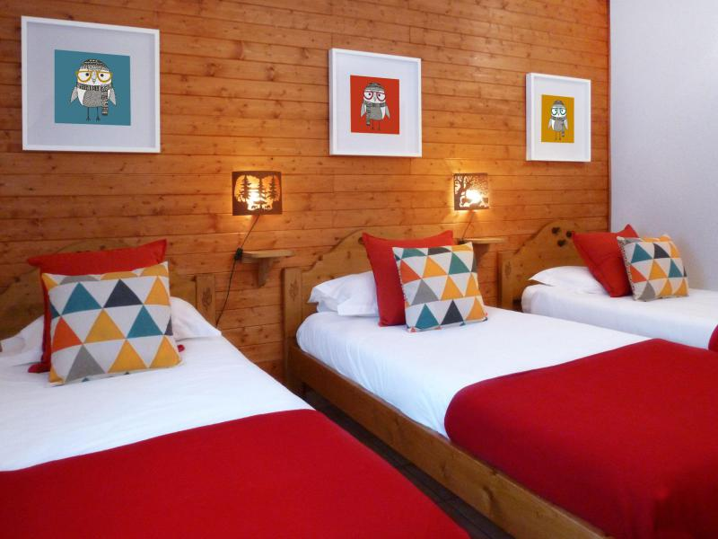 Holiday in mountain resort 6 room apartment 12 people (4) - Les Fermes du Planet - Valloire