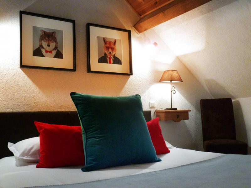 Holiday in mountain resort 6 room apartment 12 people (5) - Les Fermes du Planet - Valloire - Double bed