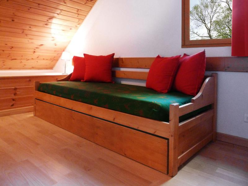 Holiday in mountain resort 6 room apartment 12 people (5) - Les Fermes du Planet - Valloire - Settee