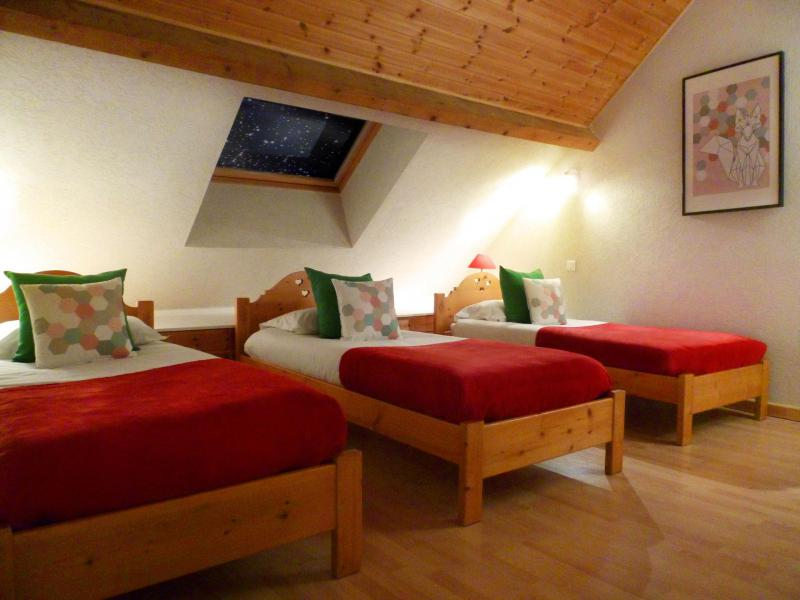 Holiday in mountain resort 6 room apartment 12 people (5) - Les Fermes du Planet - Valloire - Single bed