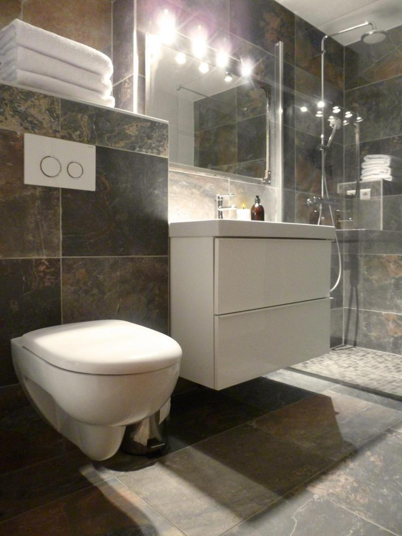 Holiday in mountain resort 6 room apartment 12 people (5) - Les Fermes du Planet - Valloire - WC