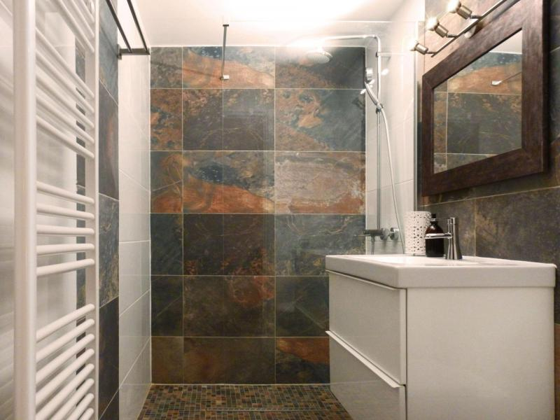 Holiday in mountain resort 6 room apartment 12 people (6) - Les Fermes du Planet - Valloire - Shower