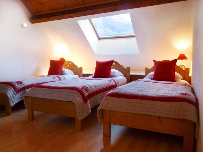 Holiday in mountain resort 6 room apartment 12 people (6) - Les Fermes du Planet - Valloire - Single bed