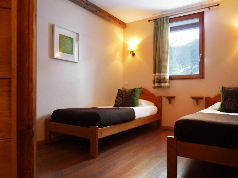 Holiday in mountain resort 6 room triplex apartment 12 people (3) - Les Fermes du Planet - Valloire - Accommodation