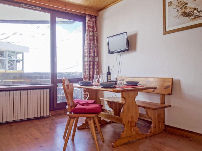 Wakacje w górach Apartament 1 pokojowy 2 osób (3) - Les Genepis - Tignes - Zakwaterowanie