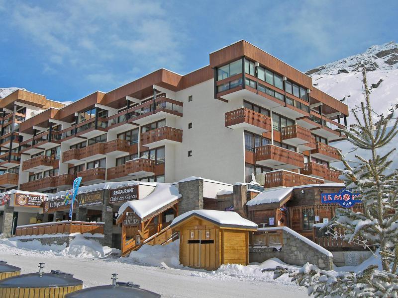 Vakantie in de bergen Appartement 1 kamers 4 personen (1) - Les Glaciers - Val Thorens