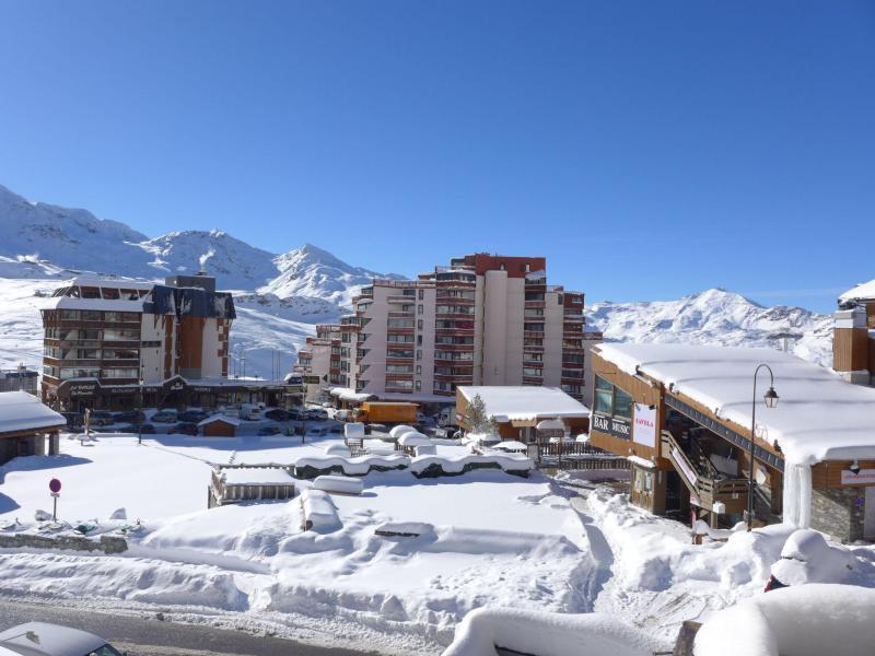 Wakacje w górach Apartament 1 pokojowy 4 osób (1) - Les Glaciers - Val Thorens - Zakwaterowanie