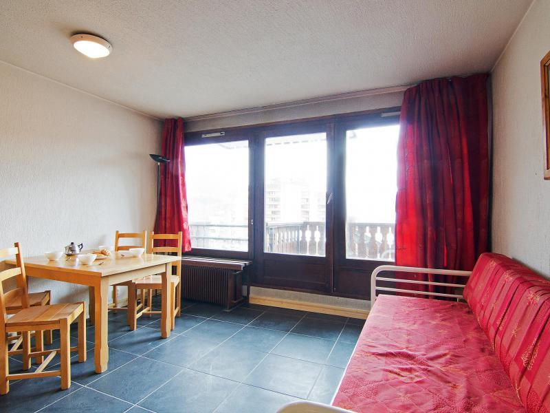 Vakantie in de bergen Appartement 1 kamers 4 personen (1) - Les Glaciers - Val Thorens - Verblijf