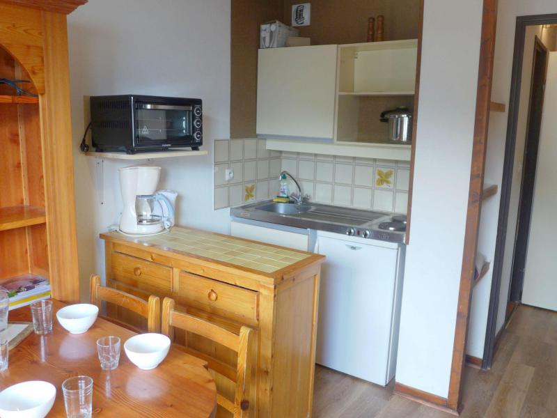 Vacaciones en montaña Apartamento 1 piezas para 4 personas (4) - Les Glières - Les Arcs - Kitchenette