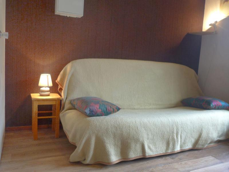 Vacaciones en montaña Apartamento 1 piezas para 4 personas (4) - Les Glières - Les Arcs - Sofá