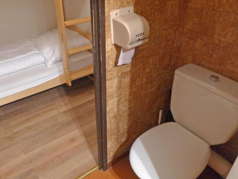 Vacaciones en montaña Apartamento 1 piezas para 4 personas (4) - Les Glières - Les Arcs - WC