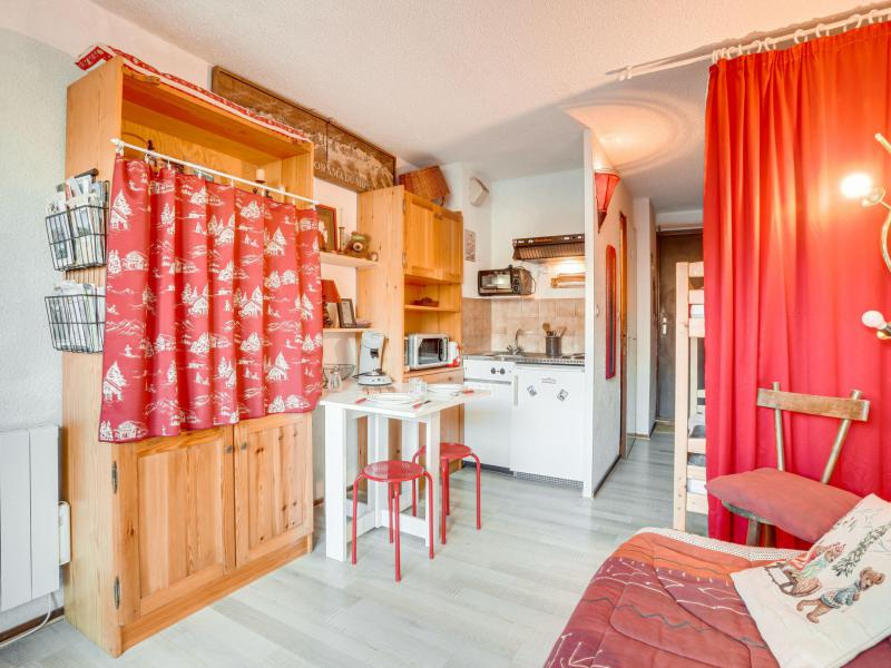 Wakacje w górach Apartament 1 pokojowy 3 osób (1) - Les Grandes Aiguilles - Saint Gervais