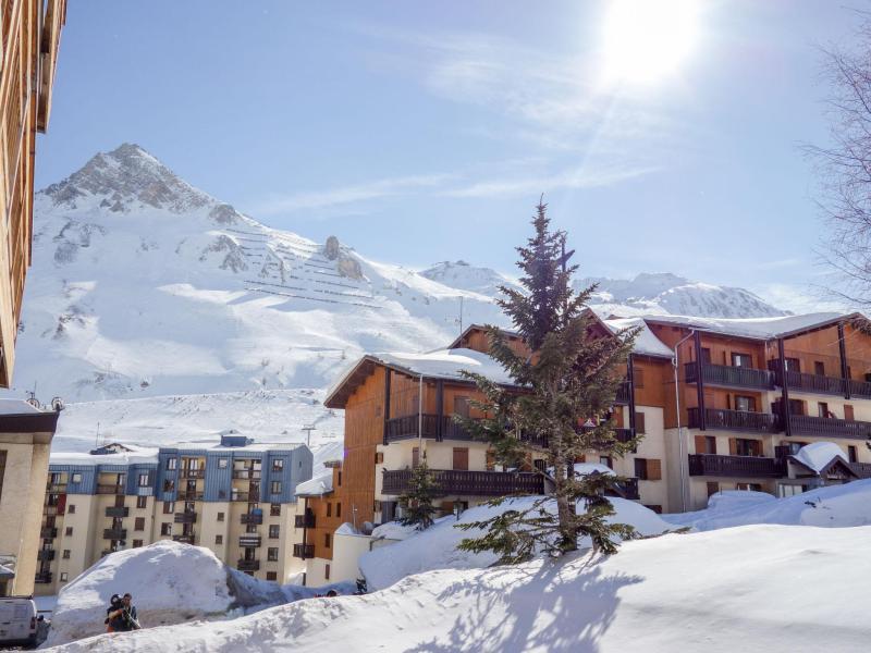 Vakantie in de bergen Appartement 3 kamers 6 personen (10) - Les Grandes Balmes II - Tignes
