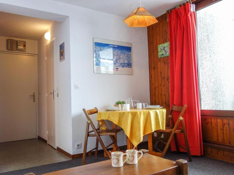 Holiday in mountain resort 1 room apartment 2 people (25) - Les Grandes Platières I et II - Tignes - Accommodation
