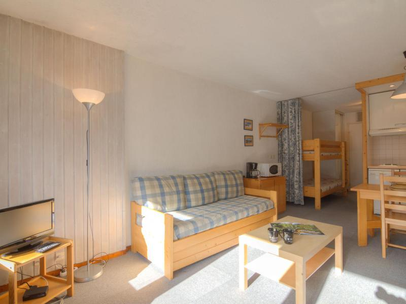 Holiday in mountain resort 1 room apartment 4 people (10) - Les Grandes Platières I et II - Tignes - Accommodation