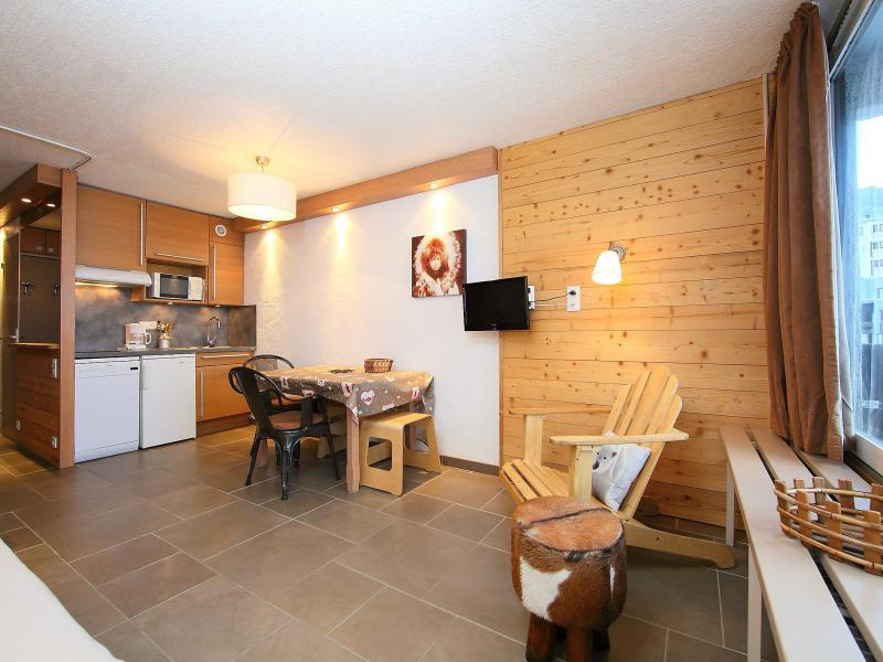 Holiday in mountain resort 1 room apartment 4 people (11) - Les Grandes Platières I et II - Tignes - Accommodation