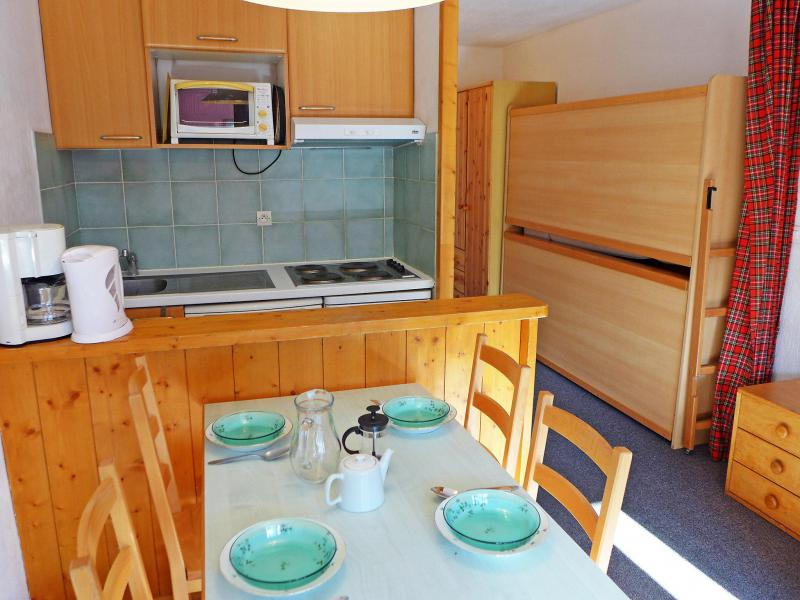 Holiday in mountain resort 1 room apartment 4 people (12) - Les Grandes Platières I et II - Tignes - Accommodation