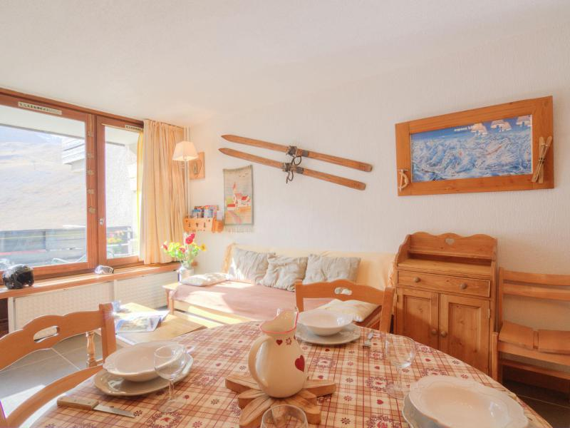 Holiday in mountain resort 2 room apartment 5 people (2) - Les Grandes Platières I et II - Tignes - Accommodation