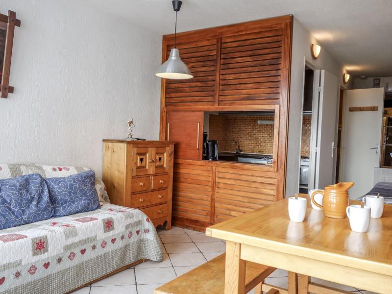 Holiday in mountain resort 2 room apartment 5 people (4) - Les Grandes Platières I et II - Tignes - Accommodation