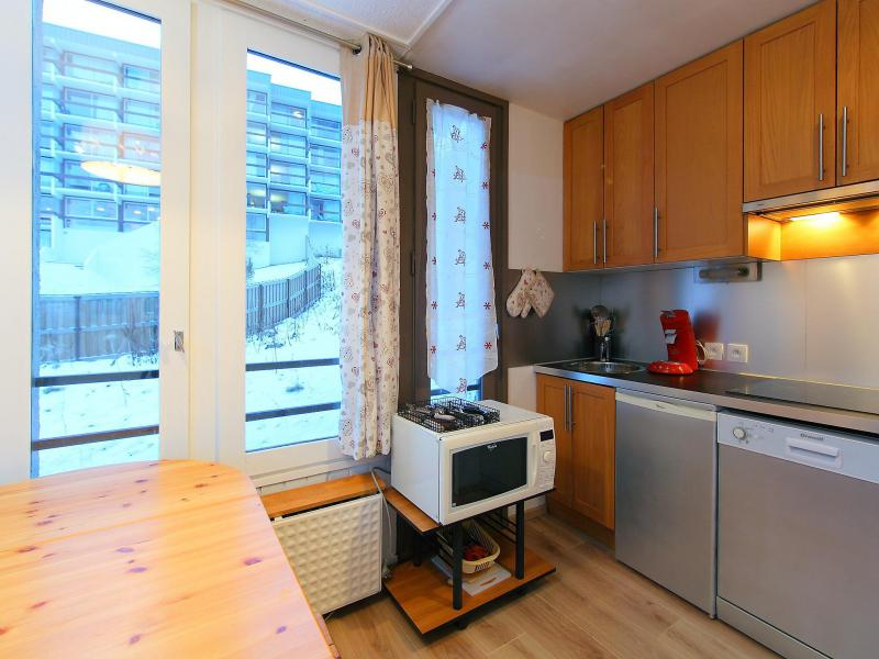 Holiday in mountain resort 2 room apartment 6 people (21) - Les Grandes Platières I et II - Tignes - Accommodation