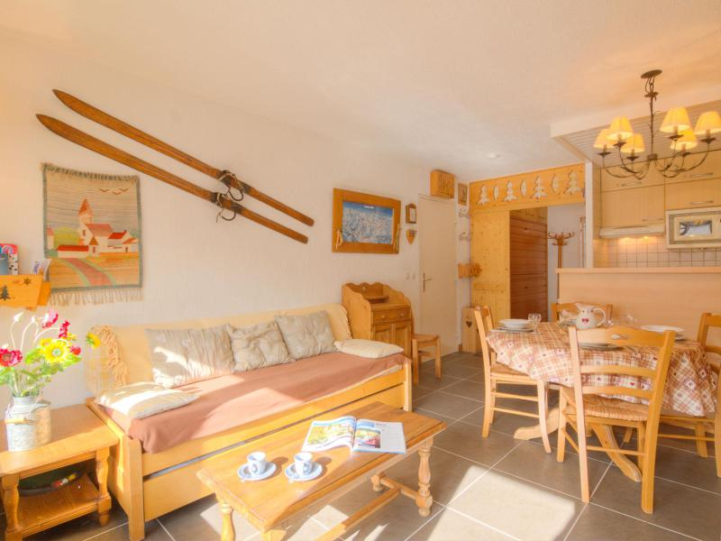 Holiday in mountain resort 2 room apartment 5 people (2) - Les Grandes Platières I et II - Tignes - Summer outside