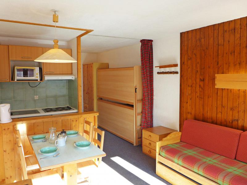 Holiday in mountain resort 1 room apartment 4 people (12) - Les Grandes Platières I et II - Tignes