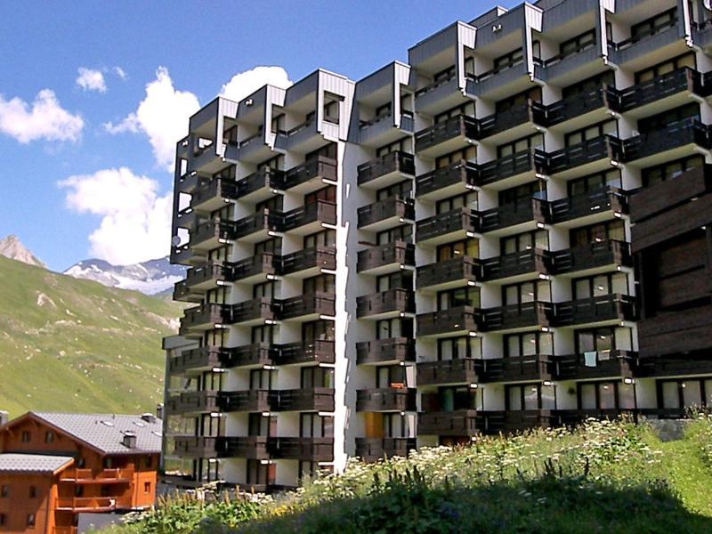 Vakantie in de bergen Les Grandes Platières I et II - Tignes - Buiten zomer