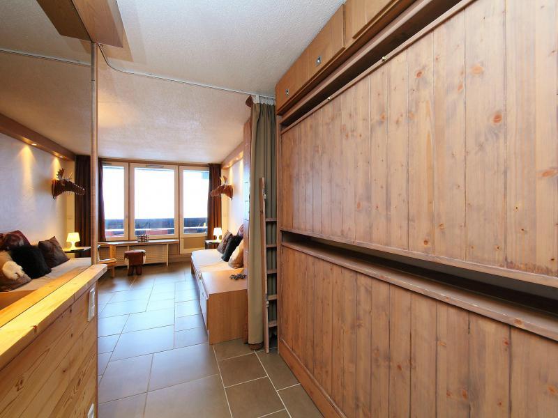 Vakantie in de bergen Appartement 1 kamers 4 personen (11) - Les Grandes Platières I et II - Tignes - Verblijf