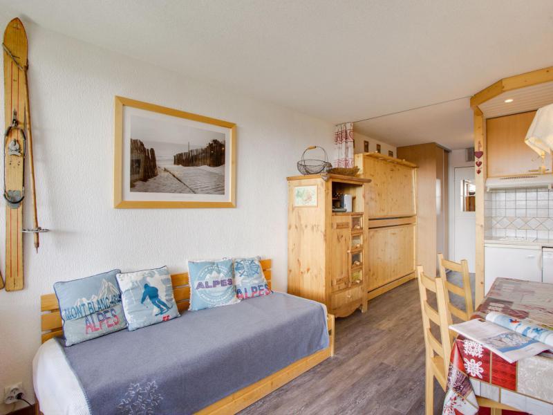 Vakantie in de bergen Appartement 1 kamers 4 personen (26) - Les Grandes Platières I et II - Tignes - Verblijf