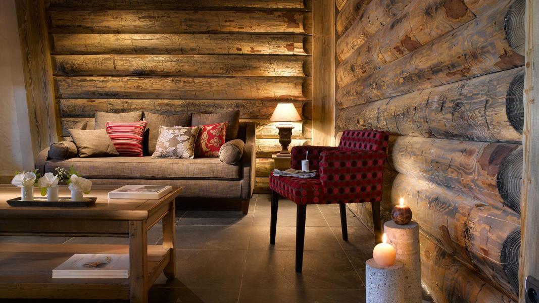 Holiday in mountain resort Les Granges du Soleil - La Plagne - Reception