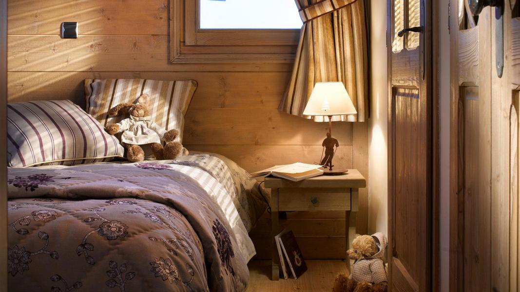 Urlaub in den Bergen Les Granges du Soleil - La Plagne - Schlafzimmer