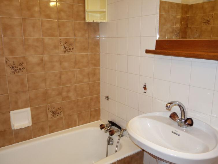 Holiday in mountain resort 1 room apartment 4 people (4) - Les Grets - Saint Gervais - Accommodation