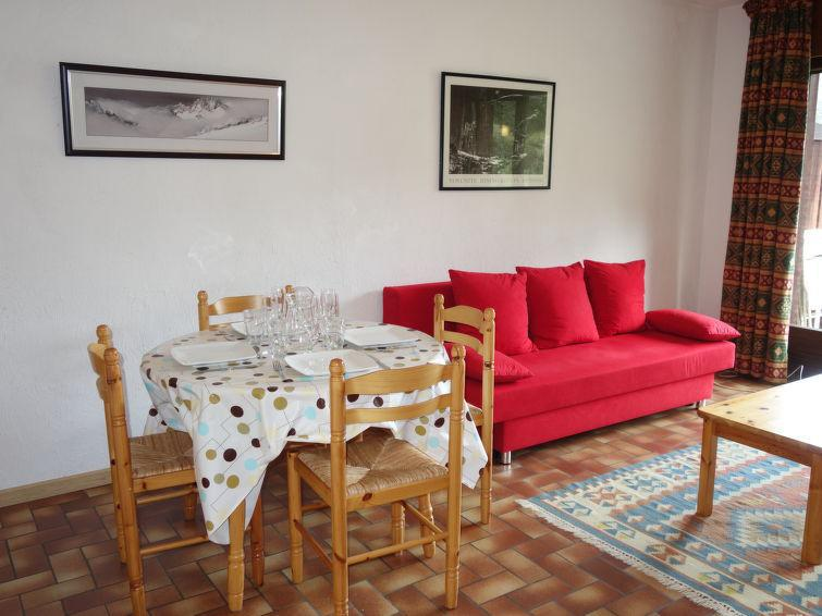Holiday in mountain resort 2 room apartment 4 people (7) - Les Grets - Saint Gervais - Accommodation